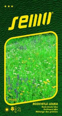 Semena lučních květin