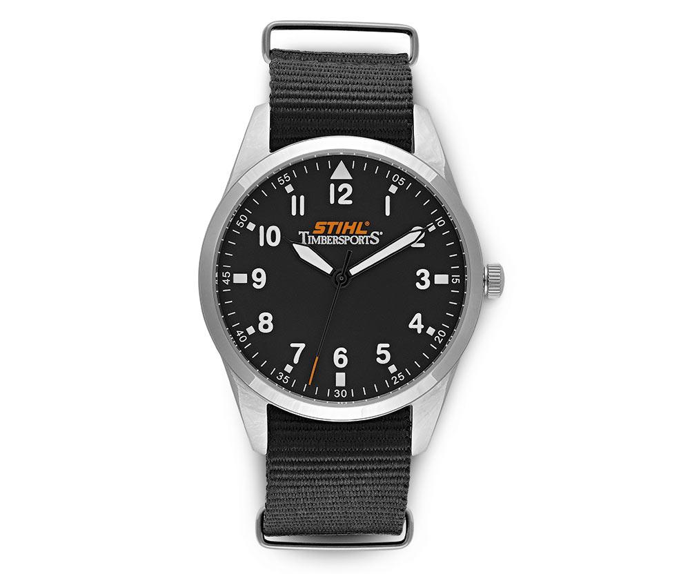 e4fd94a5b Pánské náramkové hodinky Timbersports Stihl (04645850040) | E-les.cz